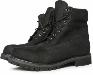 Timberland Topánky 6-Inch Premium Boot Black