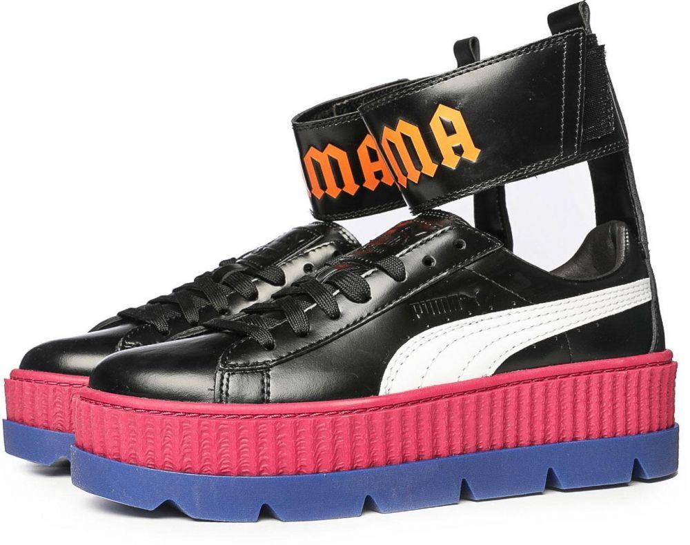 new product dc1db a3761 FENTY Puma by Rihanna Puma x FENTY by Rihanna Ankle Strap Sneaker Blue Flame