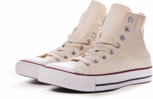 Converse tenisky Chuck Taylor All Star Hi Natural White