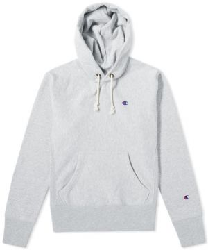 Champion Mikina Reverse Weave Terry Classic Hooded Sweatshirt