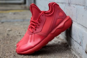 adidas Originals Tenisky Tubular Runner W Red