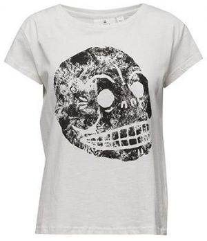 Cheap Monday Have Tee Moon Skull