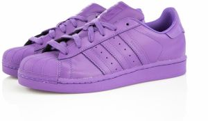 adidas Originals x Pharrell SUPERCOLOR Superstar Ray Purple