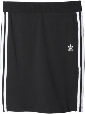 adidas Originals Sukňa 3 Stripes Midi Skirt