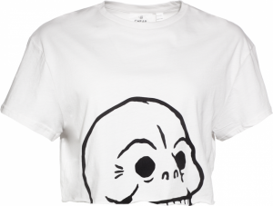 Cheap Monday Photon Skull Tee