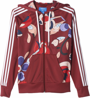 adidas Originals x Rita Ora Color Paint Mikina
