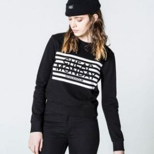 Cheap Monday Mikina Win Sweat