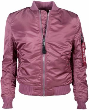 Alpha Industries MA-1 VF PM Wmn Bomber Bunda Pink