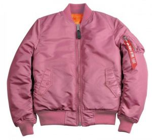 Alpha Industries MA-1 SF Wmn Bomber Bunda Pink