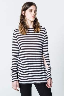 Cheap Monday Road Top Cage Stripe