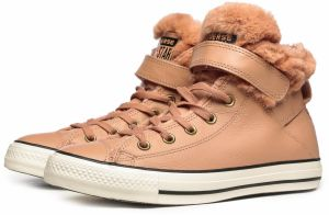 Converse Tenisky Chuck Taylor All Star Brea Leather /Fur Pink