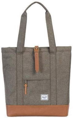 Herschel Supply Tote Taška Market Canteen Crosshatch