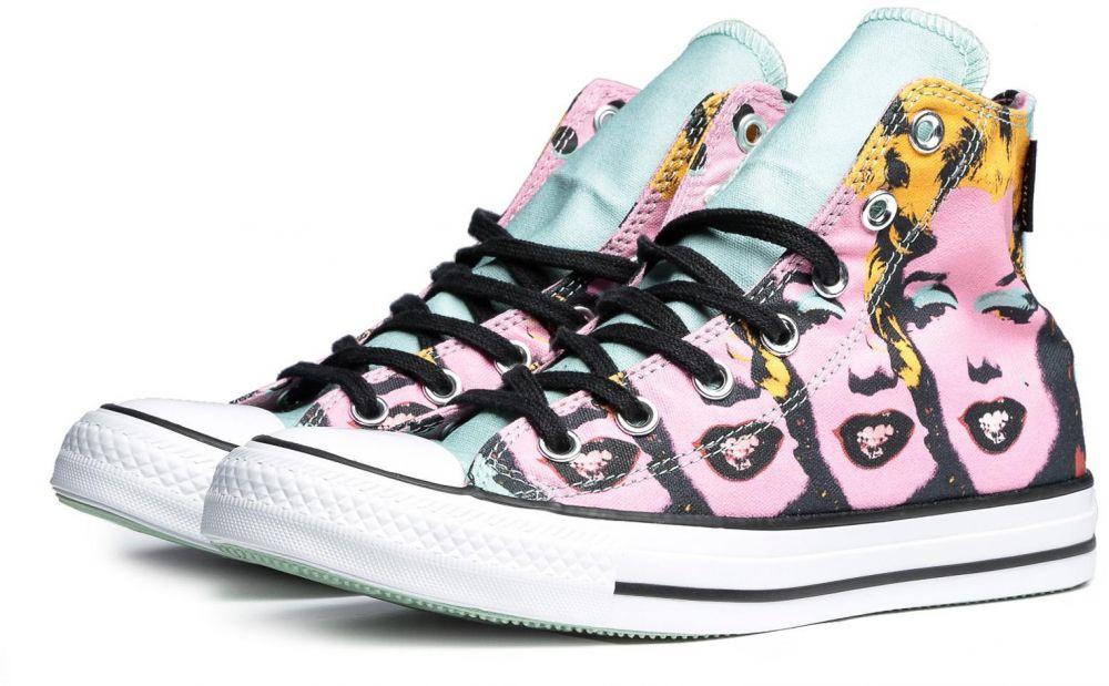 9943e1c657fe86 Converse x Andy Warhol Chuck Taylor All Star Marilyn Monroe Tenisky značky  Converse - Lovely.sk