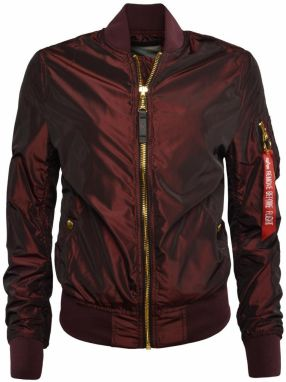 Alpha Industries MA-1 VF PM Wmn Iridium Bomber Bunda