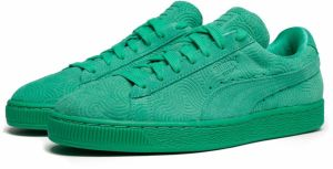 Puma Tenisky Suede Classic + Colored Simply Green