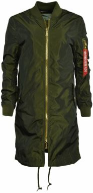 Alpha Industries MA-1 LW Coat Iridium Wmn
