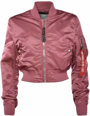 Alpha Industries MA-1 VF PM Wmn Cropped Bomber Bunda