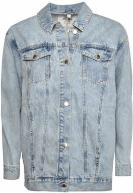 Cheap Monday Denim Bunda Upsize Jacket