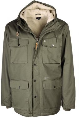 OBEY Obey Bunda Heller Jacket Army