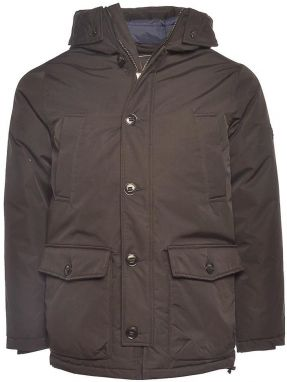 V/WORKS Craven Parka Black