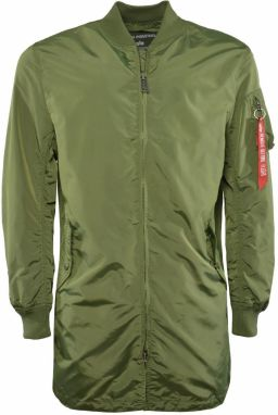 Alpha Industries MA-1 TT Coat Sage Green