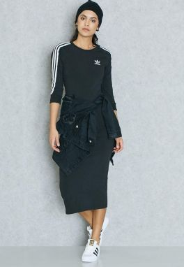 adidas Originals Šaty 3-Stripes Dress