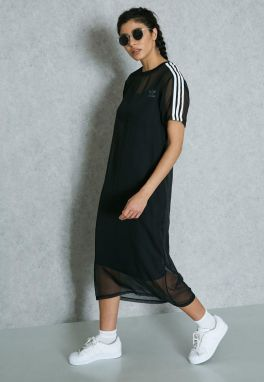 adidas Originals Šaty 3-Stripes Layer Dress