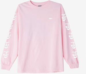OBEY Obey The Creeper Basic Long Sleeve Tee