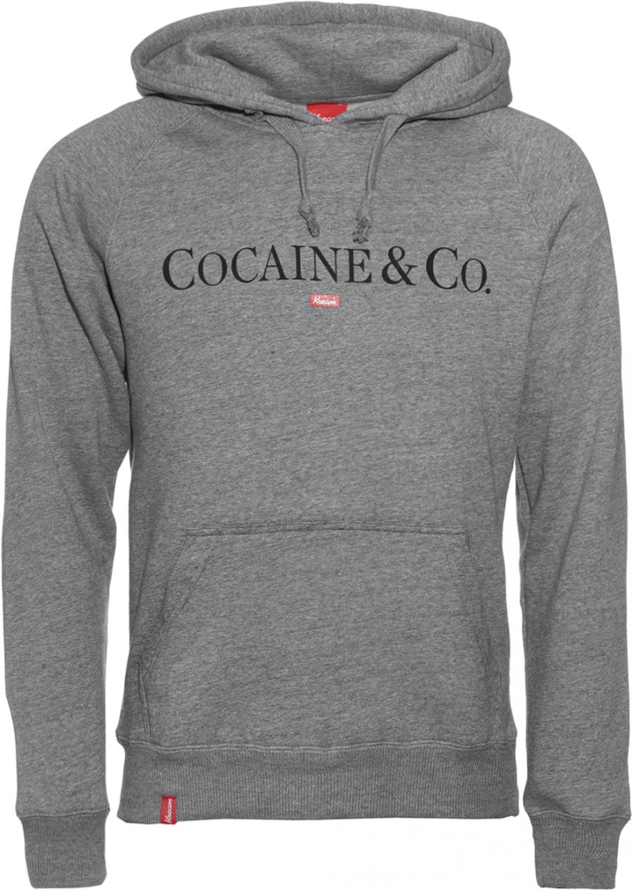 b87081a0f7a3f Kream Mikina s Kapucňou Cocaine & Co značky Kream - Lovely.sk