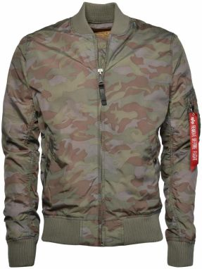 Alpha Industries MA-1 TT Bomber Bunda Camo