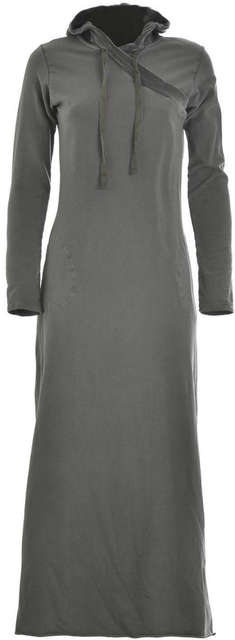 Deha čierne športové šaty s kapucňou značky DEHA - Lovely.sk 8adcaf44db