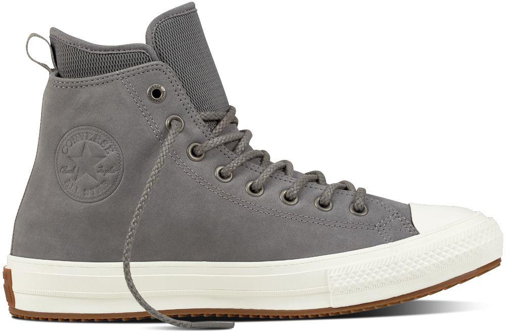 ba54fc9cdc5 Converse sivé kožené pánske tenisky Chuck Taylor All Star Ctas WP Boot Hi  značky Converse - Lovely.sk
