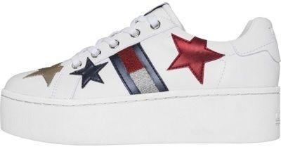 Tommy Hilfiger bílé tenisky Tommy Jeans Icon Sparkle Sneaker značky ... 4c00c4ff648