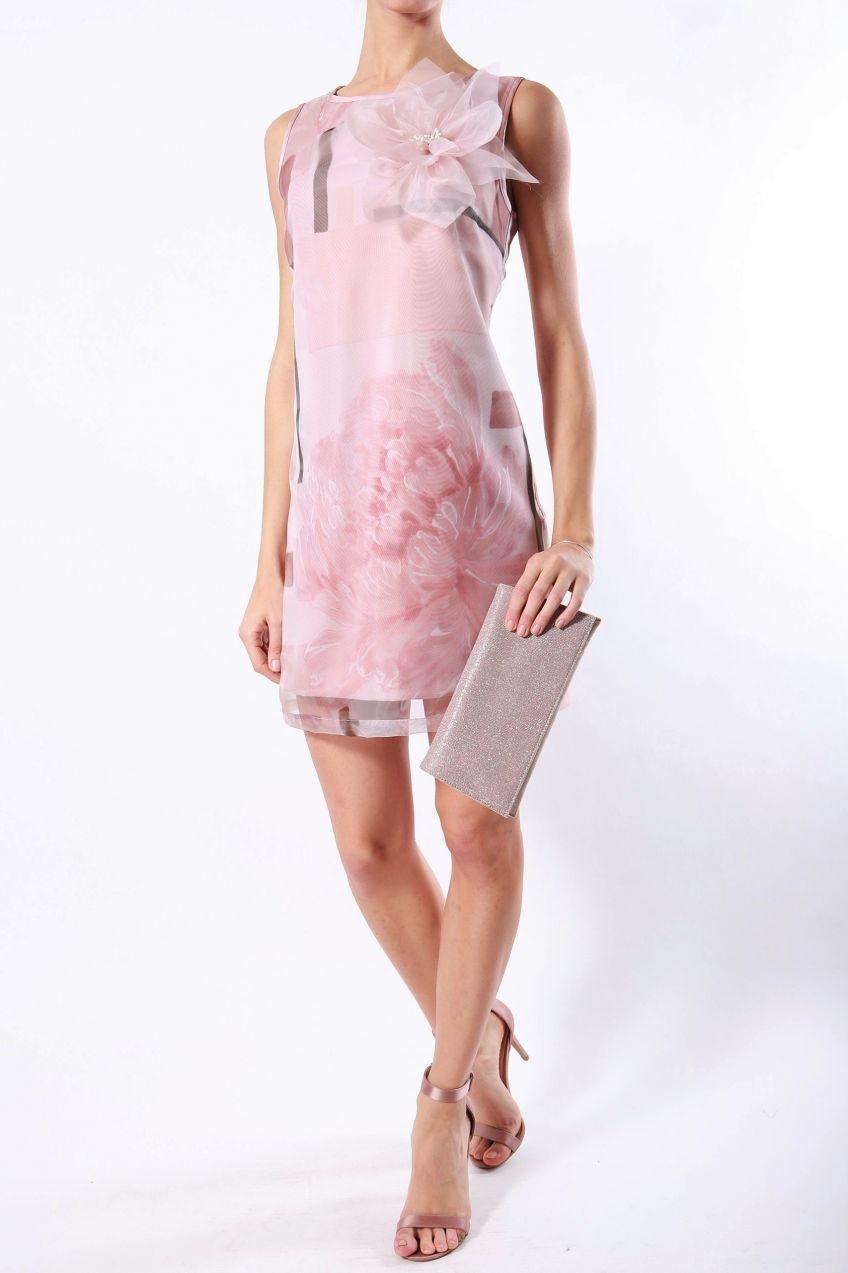 8ddd4a63679f Rinascimento luxusné púdrové šaty s mašľou značky Rinascimento - Lovely.sk