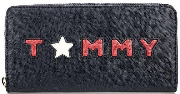 Tommy Hilfiger tmavo modrá peňaženka Honey Large Za Wallet Tommy Star  značky Tommy Hilfiger - Lovely.sk bf2c84d6e3e