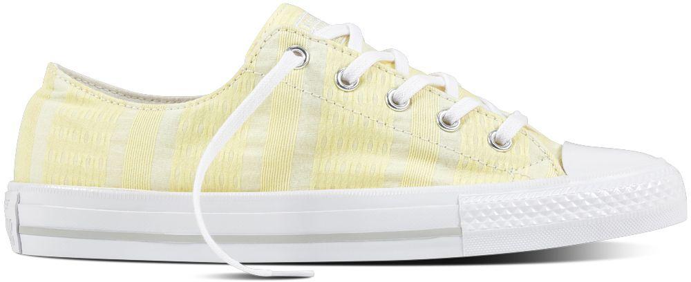 Converse žlté dámske tenisky CTAS GEMMA OX Lemon Haze   White značky  Converse - Lovely.sk 3edcd19cd6d