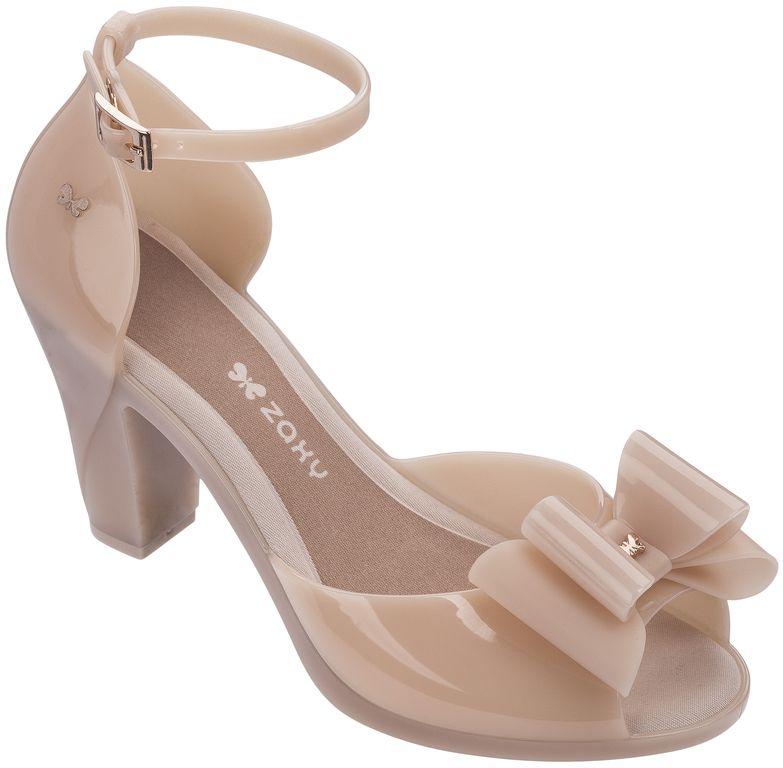 9589d167fd Zaxy púdrové topánky na podpätku Diva II Sandal Fem Light Pink značky Zaxy  - Lovely.sk