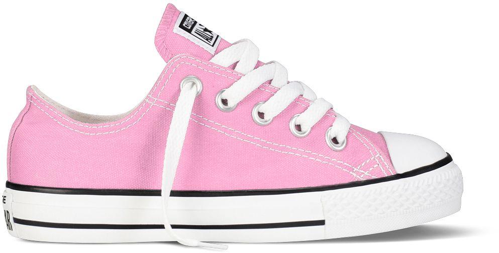 Converse růžové dívčí tenisky Chuck Taylor All Star Pink značky Converse -  Lovely.sk b486e6dd7a8