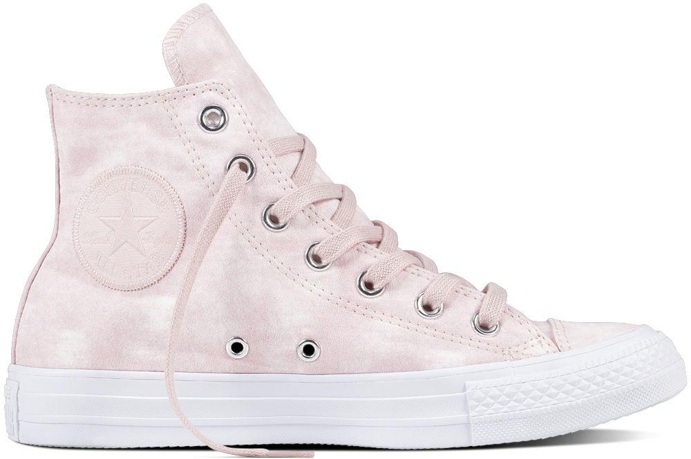 Converse ružové tenisky Chuck Taylor All Star Barely Rose White značky  Converse - Lovely.sk d7eca2f9088