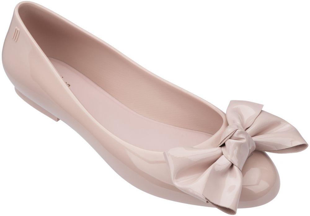 e87737442559 Melissa púdrové ružové balerínky Doll Fem Light Pink značky Melissa -  Lovely.sk