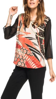Scotch & Soda farebné tričko Photo Printed Top
