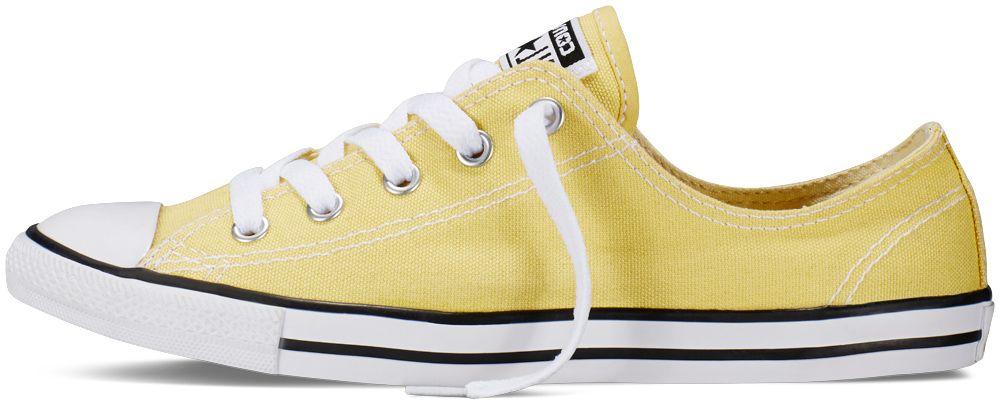Converse žlté tenisky Chuck Taylor All Star Dainty značky Converse -  Lovely.sk 1cce738359a