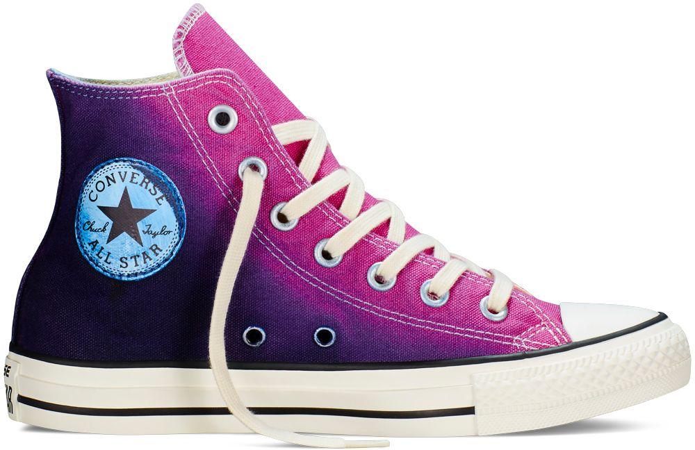 94989f90a26 Converse fialové dámske topánky Chuck Taylor All Star značky Converse -  Lovely.sk