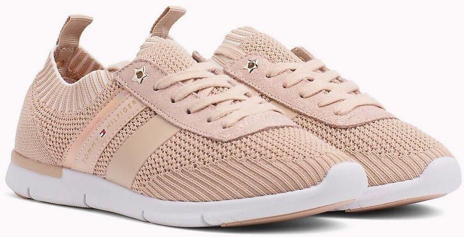 Tommy Hilfiger púdrové tenisky Knitted Light Weight Sneaker značky Tommy  Hilfiger - Lovely.sk e4483f02e4b