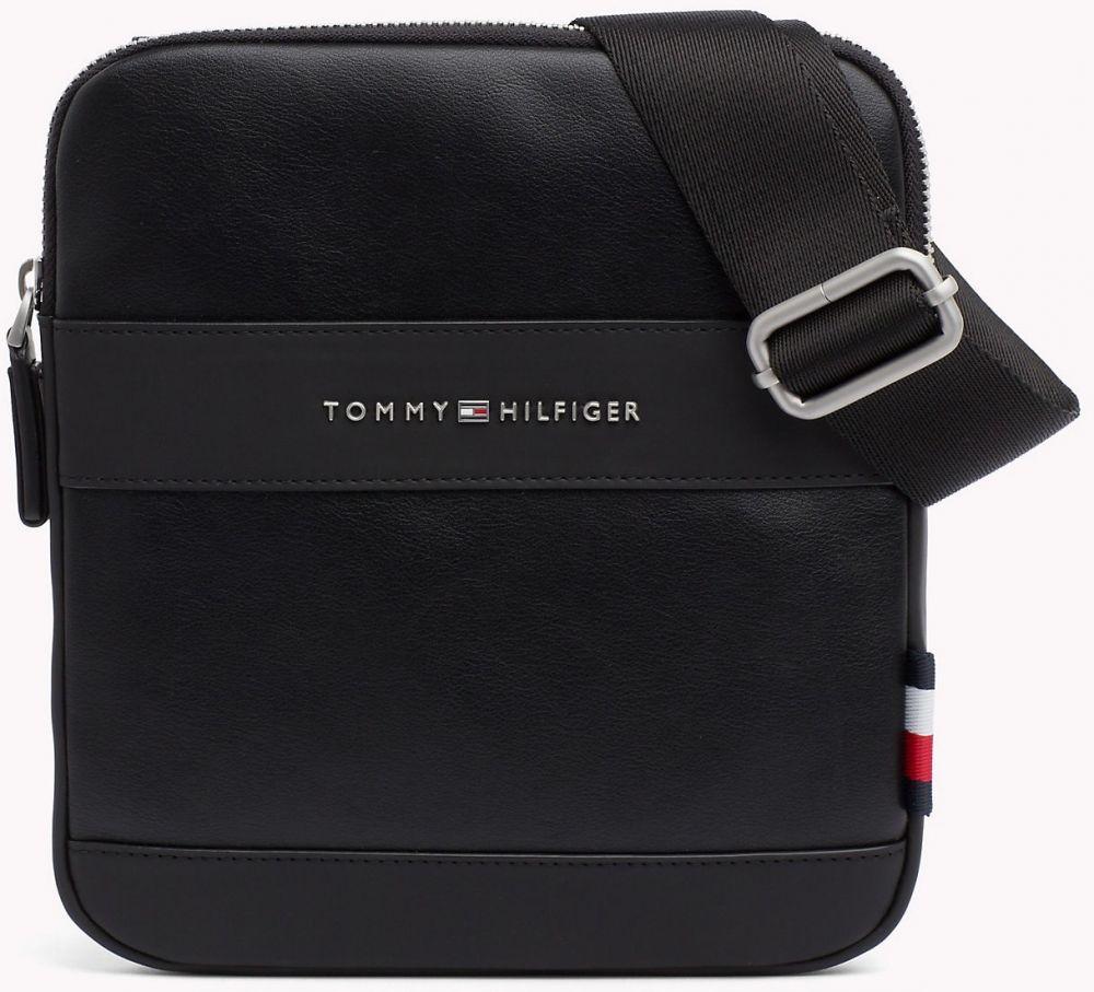 bf2b866ac2 Tommy Hilfiger čierna pánska taška TH City Mini Crossover značky Tommy  Hilfiger - Lovely.sk