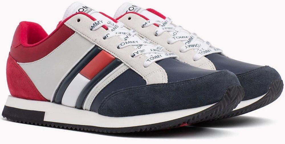 ef377b67ed56 Tommy Hilfiger farebné unisex tenisky Casual Retro Sneaker RWB značky Tommy  Hilfiger - Lovely.sk