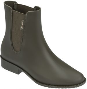 Zaxy khaki gumáky London Boot II Green