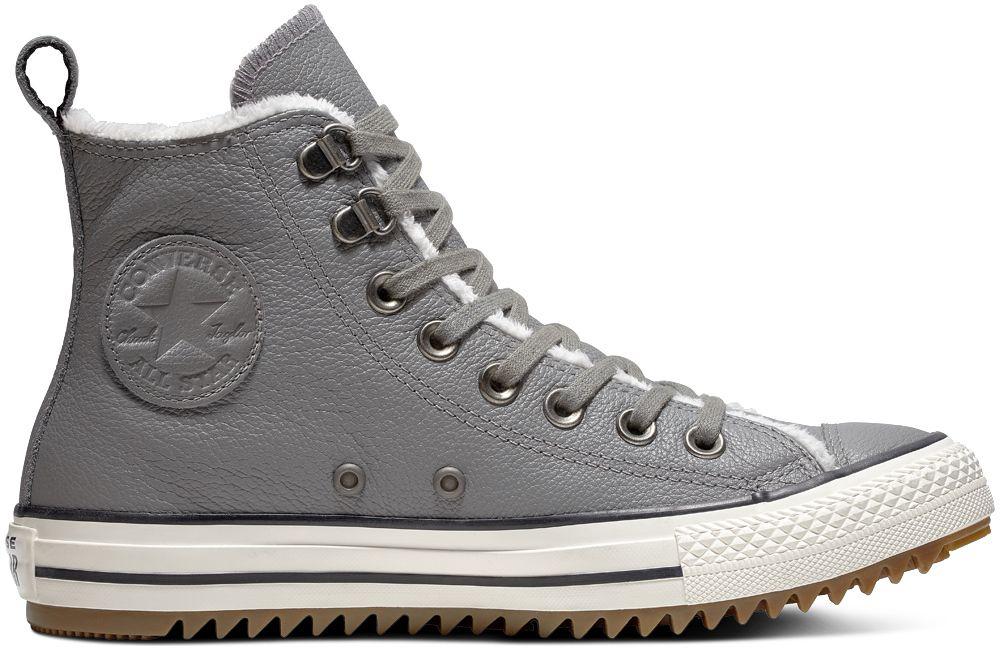 c3c1f467747b0 Converse sivé unisex zimné tenisky Chuck Taylor All Star Hiker Boot Hi  Mason značky Converse - Lovely.sk