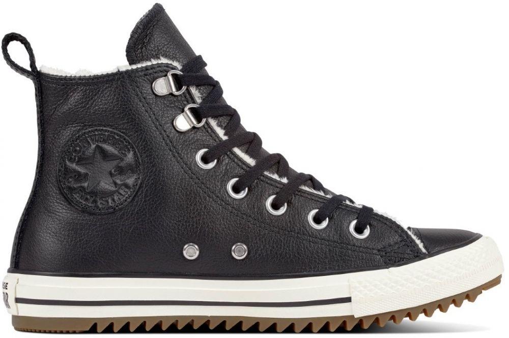 Converse čierne unisex zimné tenisky Chuck Taylor All Star Hiker Boot Hi  Black značky Converse - Lovely.sk a733088af5b