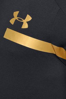 651b38a2a266 Under Armour čierne pánske športové tričko Perpetl SS Graphic značky ...